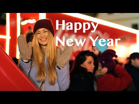 Coca-Cola Happy New Year - С Новым Годом