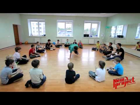 Брейк данс видео уроки, Break dance 2013