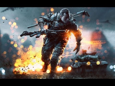 Jay-Z, Rihanna & Kaney West - Песня из рекламы Battlefield 4