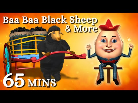 Humpty Dumpty - Baa Baa Black Sheep