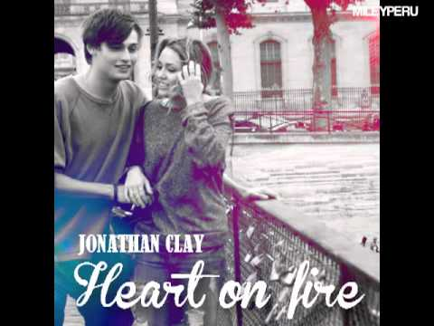 Jonathan Clay - Heart on Fire (из фильма ЛОЛ 2012)