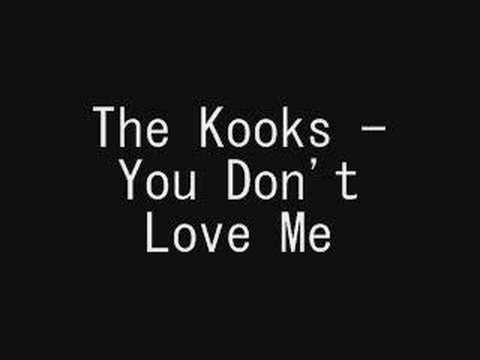 (m4b)The Kooks - You Don't Love Me